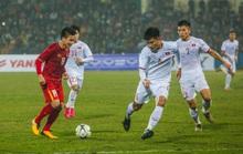 Quang Hải ghi bàn đẹp mắt, đội tuyển Việt Nam hoà đàn em U22 Việt Nam 2-2