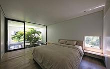 Ngôi nhà đẹp như bản tình ca với những ô vuông xanh ngẫu hứng