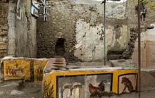 Đào được chốn vui chơi y hệt thế kỷ 21 ở thành phố 2.000 năm tuổi