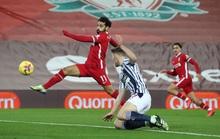 Kiệt sức mùa Đông, Liverpool bị đội chót bảng cầm chân ở Anfield