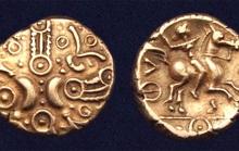 Ngắm chim, người đàn ông... đạp trúng kho tiền vàng 2.000 năm