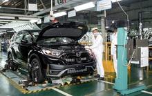 Dừng giảm 50% lệ phí trước bạ cho ôtô sản xuất, lắp ráp trong nước