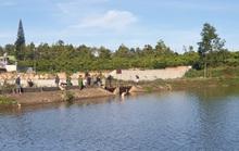 Thả lưới đánh cá, tá hỏa với thi thể đàn ông trên hồ