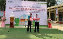 Quỹ Cargill Cares chuẩn bị bàn giao trường học thứ 100 cho Việt Nam