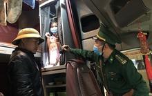 Người đàn bà bí mật bên trong cabin xe Container từ Lào về Việt Nam