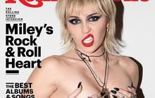 Miley Cyrus nổi loạn trên bìa tạp chí