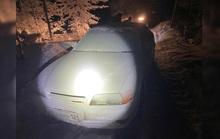 Lạc đường giữa thời tiết -50 độ C, thanh niên chết cóng trong xe hơi