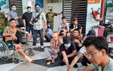 Truy tìm Tèo 72 mụt ruồi vụ nhóm người Bình Dương bị đuổi chém náo loạn ở An Giang
