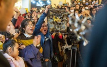 Fan hâm mộ Beatles phát cuồng trong đêm The Beatles Symphony