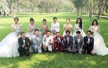 Tổ chức lễ cưới tập thể cho 8 cặp công nhân khó khăn