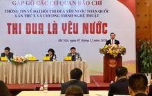 2.300 đại biểu dự Đại hội Thi đua yêu nước toàn quốc lần thứ X
