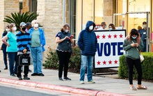 """Bầu cử Mỹ: Texas kiện một loạt bang chiến trường """"vi hiến"""""""