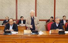 Chùm ảnh: Tổng Bí thư, Chủ tịch nước Nguyễn Phú Trọng chủ trì họp Bộ Chính trị