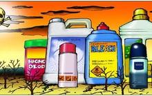 """Phát hiện kho hóa chất """"khủng"""" nguy hiểm trong KCN Tân Tạo"""