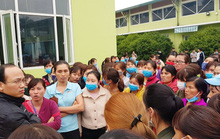 Gần 1.000 công nhân trở lại làm việc khi Công ty TNHH YG Vina thu hồi quyết định sa thải 5 công nhân