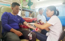 Vận động đoàn viên tham gia hiến máu nhân đạo