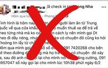 Người phụ nữ thừa nhận tin 200 người từ Trung Quốc về không được cách ly là sai sự thật