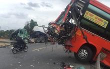 Tai nạn liên hoàn giữa 3 ôtô, nhiều người bị thương nặng