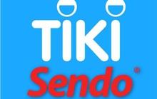 """Tiki lên tiếng về """"tin đồn"""" sáp nhập với Sendo"""