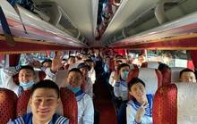 Hàng ngàn thanh niên TP HCM lên đường nhập ngũ