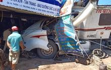 Tai nạn chồng tai nạn, đường Hồ Chí Minh ùn ứ nhiều giờ
