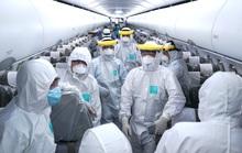 Thủ tướng tặng bằng khen tổ bay Vietnam Airlines thực hiện chuyến bay tới Vũ Hán