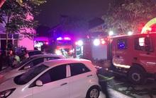 Cháy khu nhà ở của sinh viên, 7 nạn nhân mắc kẹt tại tầng 8