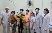 Bệnh nhân Trung Quốc xuất viện, cảm ơn Chính phủ Việt Nam và Bệnh viện Chợ Rẫy