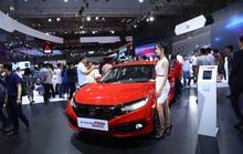 Tiêu thụ ôtô giảm hơn 50% trong tháng Tết