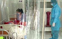 Bé gái 3 tháng tuổi nhiễm Covid-19 đã được chuyển về Bệnh viện Nhi Trung ương