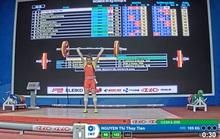 Cử tạ thắng lớn ở giải trẻ châu Á