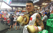 Thắng võ sĩ Thái Lan, Trương Đình Hoàng có 2 đai vô địch WBA
