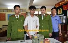 Đi máy bay từ Hà Nội vào Kon Tum ôm 12 bánh heroin về Ninh Bình tiêu thụ