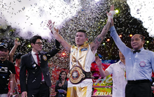 Chiều nay (15-2) Trương Đình Hoàng sẽ bảo vệ đai WBA hạng trung Đông Á