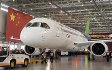 Mỹ sẽ ngăn chặn tham vọng phát triển máy bay chở khách đầu tiên do Trung Quốc chế tạo