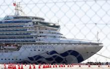 Thêm 70 ca Covid-19 trên du thuyền Nhật, Canada và Hồng Kông sơ tán công dân
