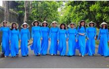 Thừa Thiên - Huế: Thi ảnh Nữ CNVC-LĐ với áo dài truyền thống