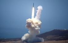 Mỹ thử nghiệm thành công tên lửa đạn đạo Trident II