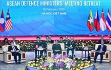 Chùm ảnh khai mạc Hội nghị hẹp Bộ trưởng Quốc phòng ASEAN tại Hà Nội