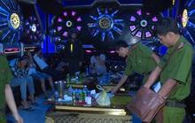 Hai ổ ma túy trong quán karaoke ở Đồng Nai