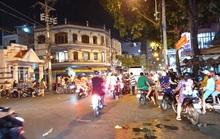 Án mạng ở quận Tân Phú - TP HCM