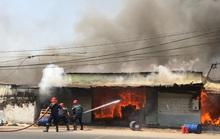 Hỏa hoạn thiêu rụi 10 tấn gỗ của doanh nghiệp