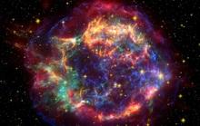Siêu tân tinh có thể đang bắn phá bầu khí quyển trái đất