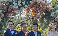 Toàn cảnh đám cưới bí mật của Tóc Tiên