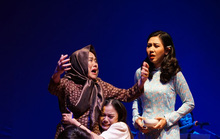 Ái Như: Sân khấu là cuộc chơi định mệnh
