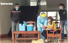 Những hình ảnh bác sĩ 3 cùng ăn-ở-chống dịch Covid-19 tại tâm dịch Sơn Lôi