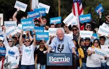 Mỹ: Nghe nói được Nga hỗ trợ, ông Sanders cứng rắn với ông Putin