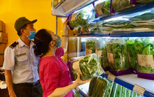 Người tiêu dùng tăng mua thực phẩm sạch