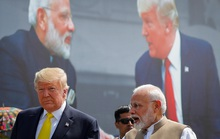 Thách thức chờ Tổng thống Donald Trump tại Ấn Độ