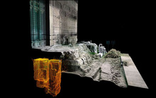 Quét laser, phát hiện dưới bậc tam cấp mộ cổ ma 2.600 tuổi